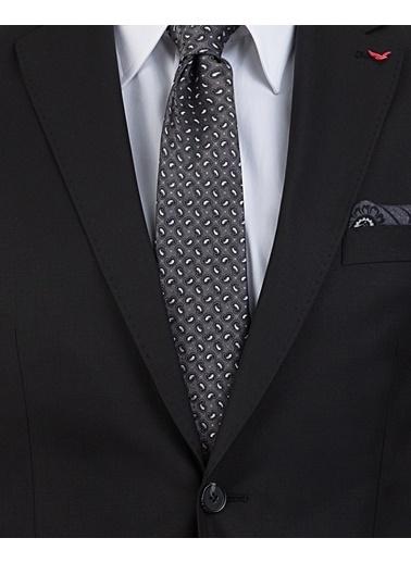D'S Damat Takım Elbise Siyah